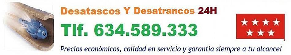 Desatascos Aranjuez